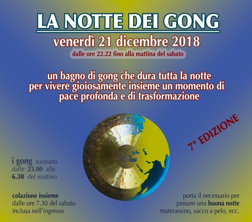 La Notte Dei Gong 2018 7 Edizione Manerba Del Garda Brescia